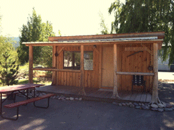 Cabin Rental Unit